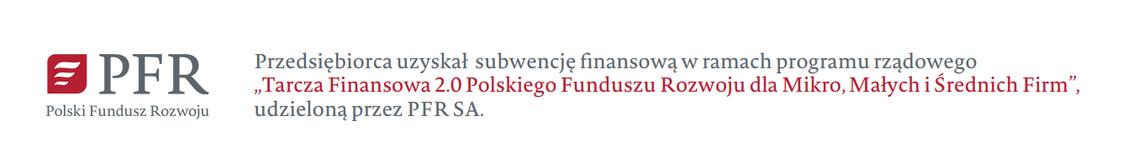 PFR Tarcza finansowa 2.0